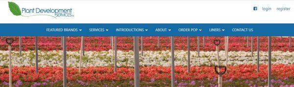Plant Development website
