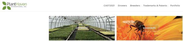 PlantHaven website