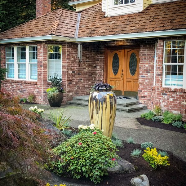 Add a Pop of color for Curb Appeal - National Garden Bureau