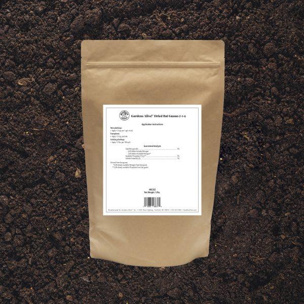 Gardens Alive!® Dried Bat Guano