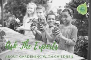 Kids Gardening webinar
