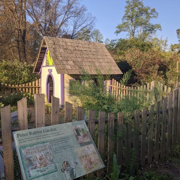 Peter Rabbit Garden - Make Your OwnStorybook Garden - National Garden Bureau