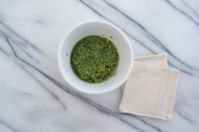 Make your own Green Luffa Skin Cleanser