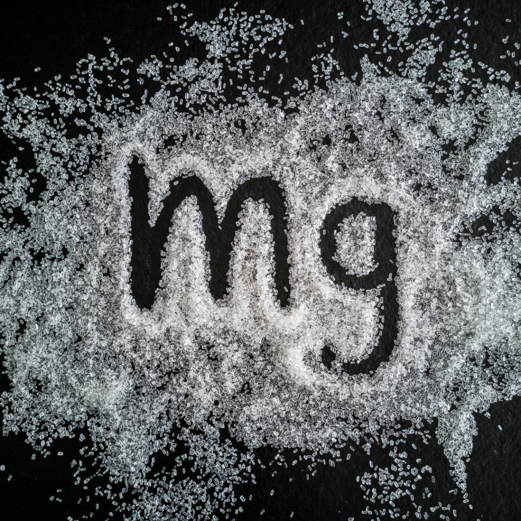 Epsom Salts is magnesium sulfate (10% Mg) which is a micronutrient or trace element that plants like tomatoes need small amounts of to thrive.