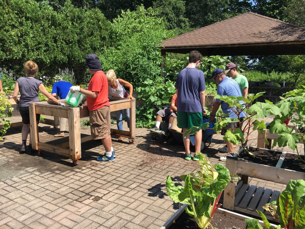 Grant Recipient: • Vera Scherer Garden at the Frelinghuysen Arboretum, a facility of the Morris County Park Commission, Morristown, New Jersey