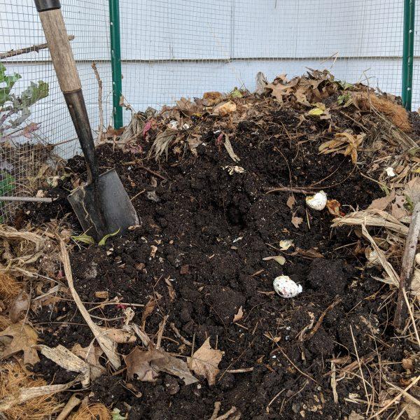 Adding compost to your fall garden - National Garden Bureau