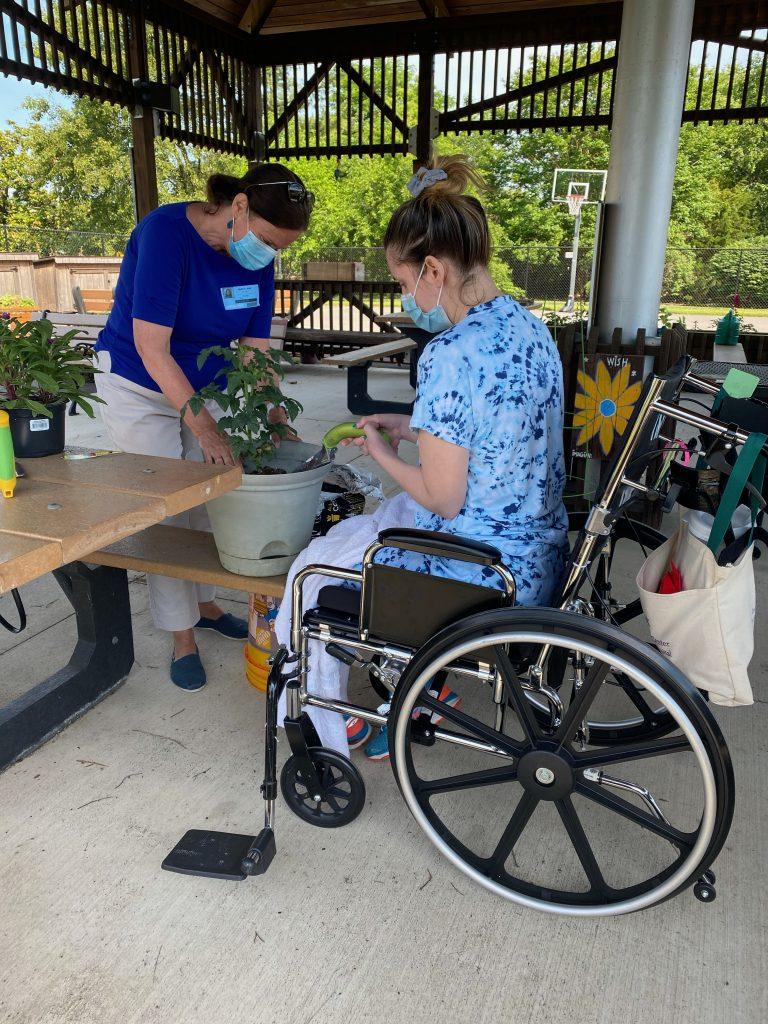 2021 Grant Recipent Inova Mount Vernon Hospital | National Garden Bureau